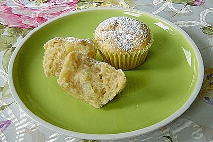 Ananas - Kokos - Muffins 31