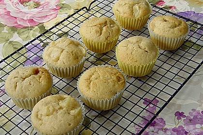 Ananas - Kokos - Muffins 25