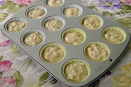 Ananas - Kokos - Muffins 35
