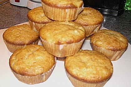 Ananas - Kokos - Muffins 38