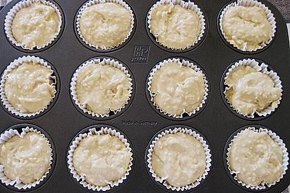Ananas - Kokos - Muffins 33