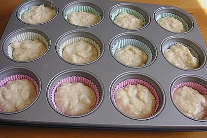 Ananas - Kokos - Muffins 37