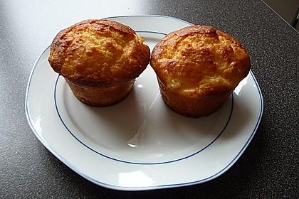 Ananas - Kokos - Muffins 24
