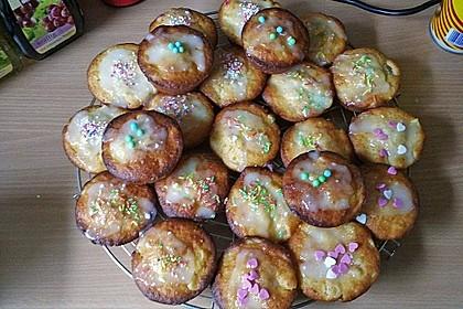 Ananas - Kokos - Muffins 32