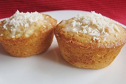 Ananas - Kokos - Muffins 10