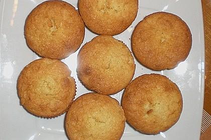 Ananas - Kokos - Muffins 28