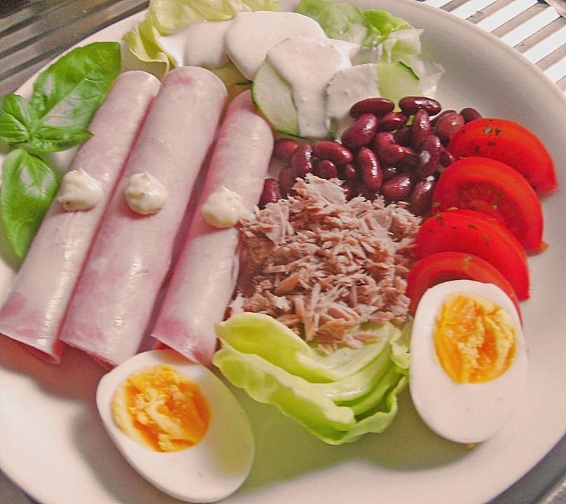 Rezept italienischer salat