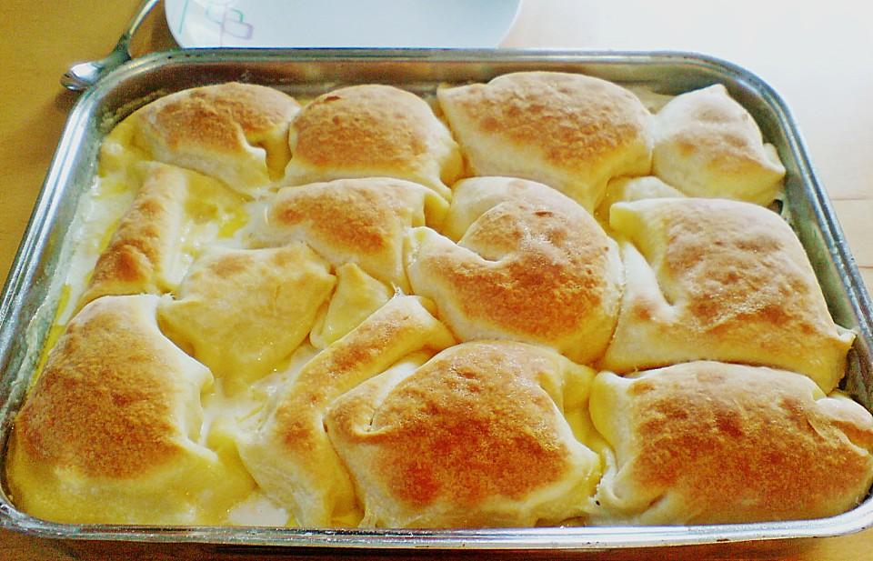 Altbayerische Küche | Rupfhauben Von Eisibar Chefkoch De