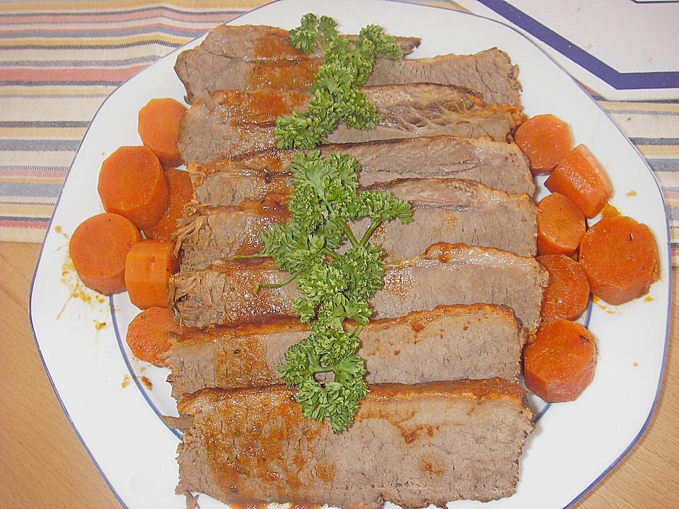 Rinderbrust Kochen