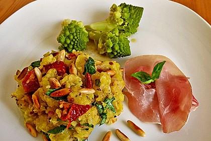 Italienisches Kartoffelpüree 2