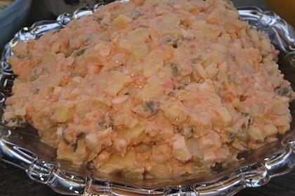 6 - er Kartoffelsalat