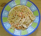 Vegetarische Spaghetti (Bild)
