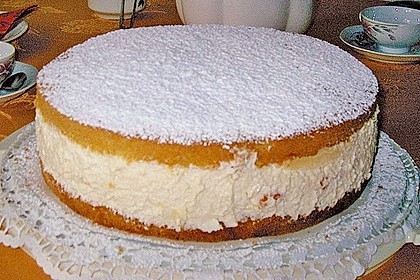 Die weltbeste Käsesahne -Torte 18