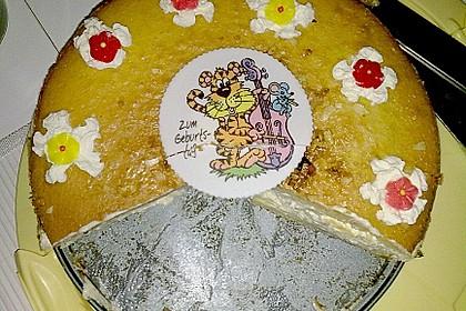 Die weltbeste Käsesahne -Torte 80
