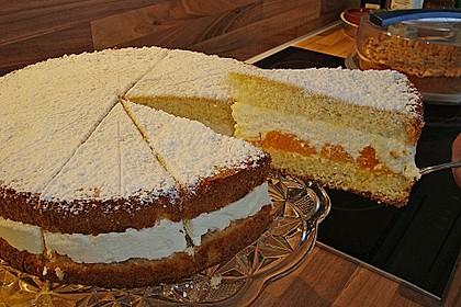 Die weltbeste Käsesahne -Torte 12