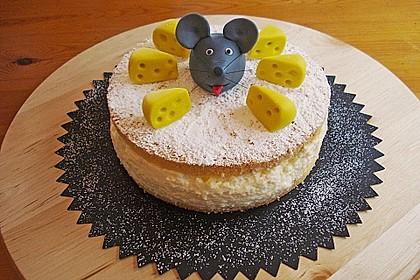 Die weltbeste Käsesahne -Torte 4