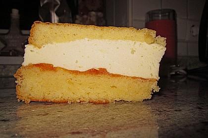 Die weltbeste Käsesahne -Torte 78