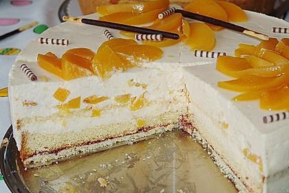 Die weltbeste Käsesahne -Torte 6