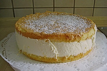 Die weltbeste Käsesahne -Torte 60