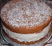 Die weltbeste Käsesahne -Torte (Bild)