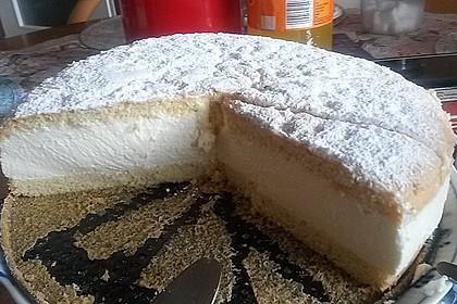 Die weltbeste Käsesahne -Torte 9