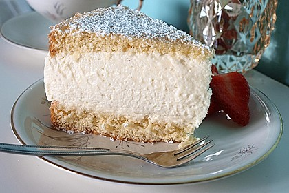 Die weltbeste Käsesahne -Torte 2