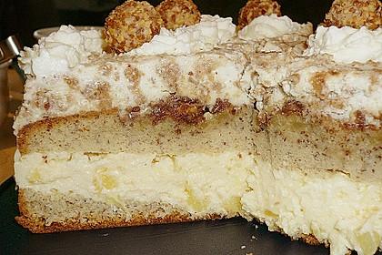 Giotto - Torte mit Schuss
