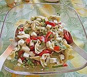 Tortellinisalat mit Paprika à la Nora (Bild)
