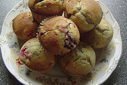 Beeren - Muffins 3