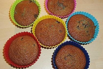 Beeren - Muffins 12