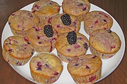 Beeren - Muffins 6