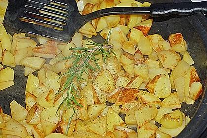 Rosmarin - Bratkartoffeln 6