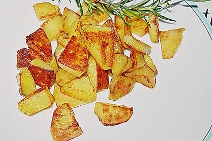 Rosmarin - Bratkartoffeln