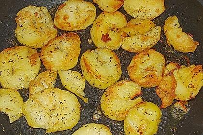 Rosmarin - Bratkartoffeln 2