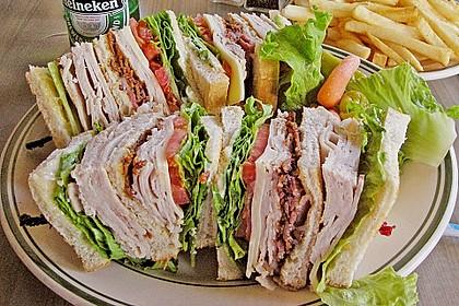 New York Club Sandwich 4