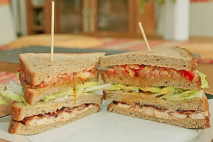 New York Club Sandwich 18