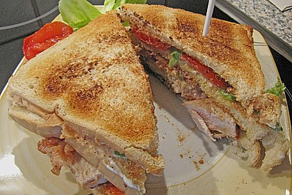 New York Club Sandwich 23