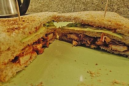 New York Club Sandwich 44