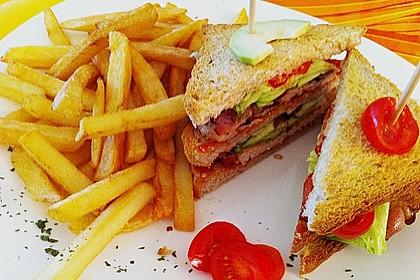 New York Club Sandwich 12