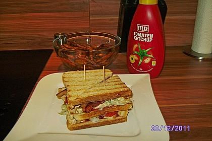 New York Club Sandwich 25