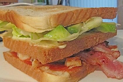 New York Club Sandwich 33