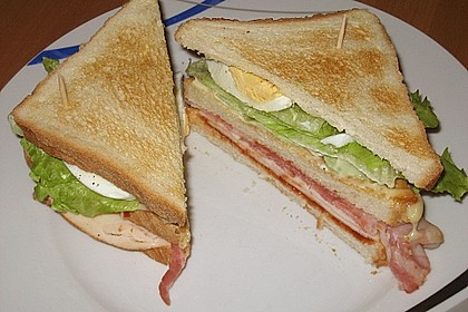 New York Club Sandwich 28