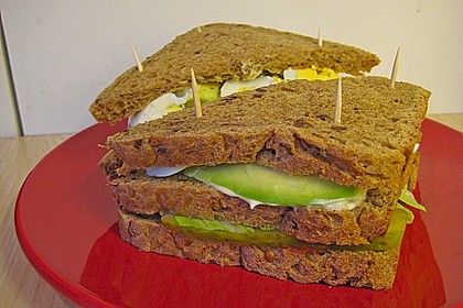 New York Club Sandwich 36