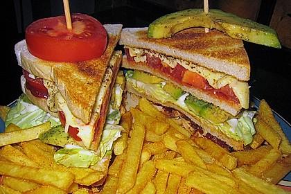 New York Club Sandwich 1