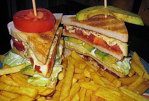 new york club sandwich rezept mit bild von mantis1. Black Bedroom Furniture Sets. Home Design Ideas