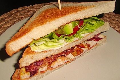 New York Club Sandwich 27
