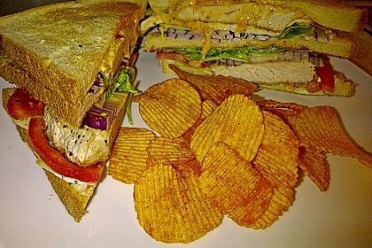 New York Club Sandwich 13