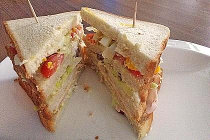 New York Club Sandwich 24