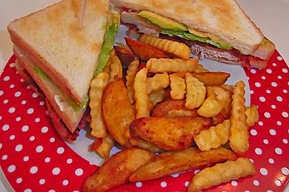 New York Club Sandwich 6