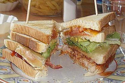 New York Club Sandwich 42